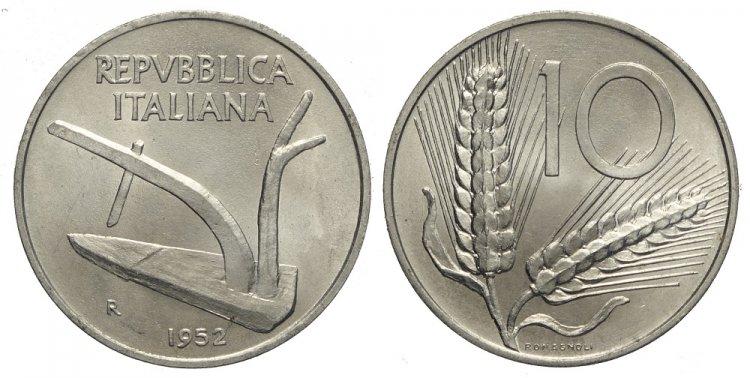 LOT 170) Repubblica Italiana, ...