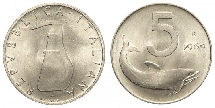LOT 173) Repubblica Italiana, ...