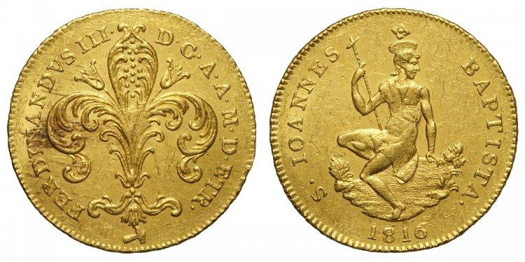 Firenze Ferdinando III di ...