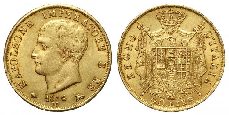 Milano Napoleone I Re ...