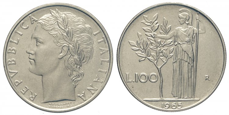 LOT 159) Repubblica Italiana, ...