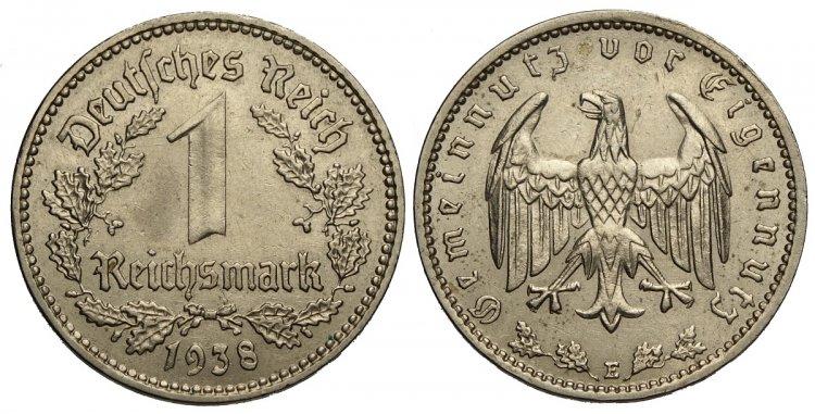 Germany, Third Reich, Reichsmark ...