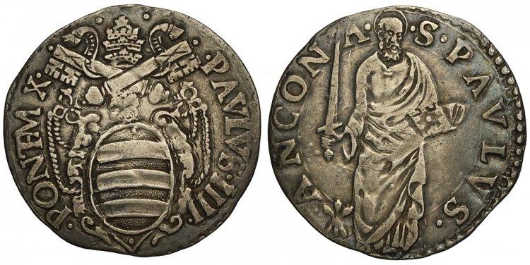 Ancona, Paolo IV (1555-1559), ...